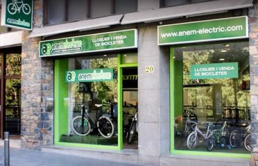 Cicloturismo E-Bike Anem Electric S.L.